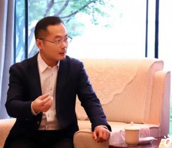 """远景能源高级副总裁田庆军:积极行动、率先垂范,迈向""""30•60""""双"""