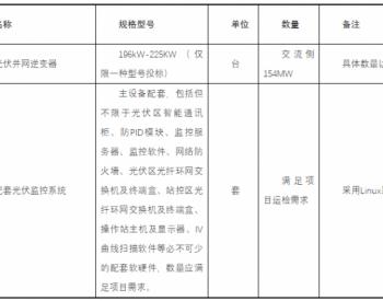 中标 | 阳光电源预中标!江苏沿海通威富云新能源