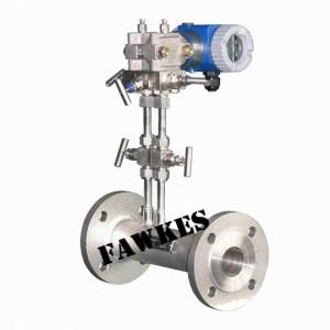 美国FAWKES福克斯进口一体化孔板流量计 法兰一体化流量计