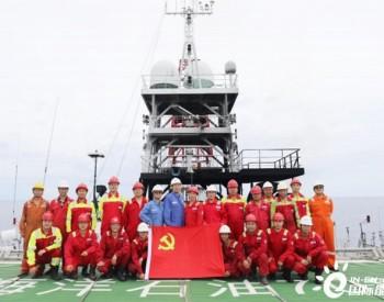 国产自主天然气水合物钻探和测井技术装备海试取得重大进展