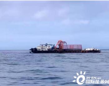 浙江在建最大海上风电项目怎样敷设海底电缆?答案来了
