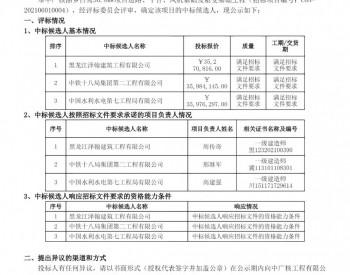 中标丨中广核湖南湘乡白鹭50.8MW项目道路、平台、风机基础及箱变基础工程
