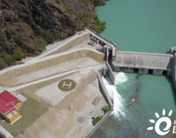 尼泊尔最大水电站上塔马克西水电站首台机组并网发