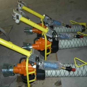矿用气动锚杆钻机 支腿式锚杆钻机 各种型号气动锚杆钻机