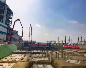 总投资90亿元!江苏射阳港电厂<em>燃煤发电机组</em>扩建工程开工