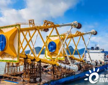 中国能建华南装备公司完成海上风电大型新型吸力筒