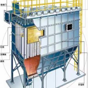 DMC型在线固定管脉冲布袋除尘器