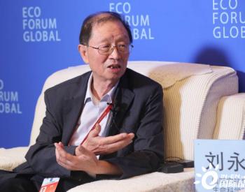 """刘永定:用生态系统力量来推动""""双碳""""目标"""