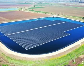 阳光漂浮技术助推以色列新能源计划