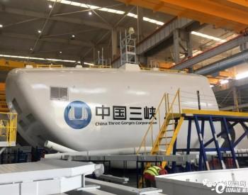 江苏大丰H8-2海上风电项目58台<em>风机设备</em>全部生产交付!