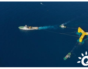 全球首台漂<em>浮式海上风电机组</em>顺利安装 三峡能源助力高端装备升级