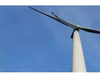 中国能建黑龙江院总承包的巴彦分散式风电项目全