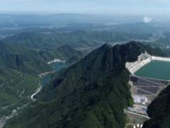 2.1GW!浙江湖州安吉<em>长龙山抽水蓄能电站</em>首台机组投产发电