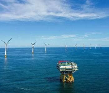 """国内首个""""百万千瓦级""""海上风电场从蓝图走向现实"""