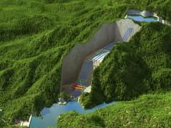 一个小镇何以拥有天荒坪和长龙山两个世界级的抽水蓄能电站?