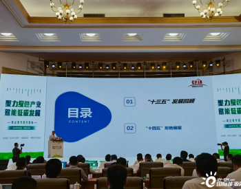 王勃华:光伏必将为推动经济社会绿色低碳转型贡献出巨大的力量