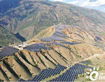 云南红河县利用光热资源发展产业 绿色光伏照亮