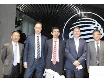 铁建国投与俄罗斯天然气工业银行共商合作