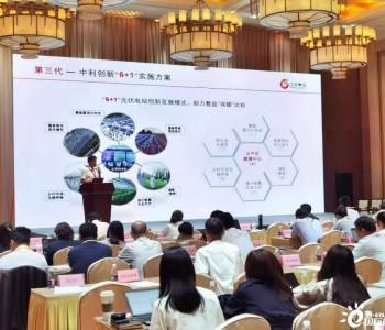 """吴佳良:中利创新""""6+1""""模式,助力整县率先实现碳"""