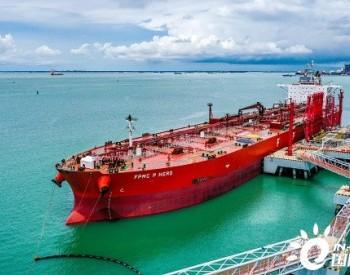 <em>中科炼化</em>首船航煤出口海外
