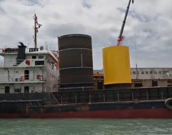 禁止离港!拆了重装!这个海上风电运输船被海事执法人员责令整改!
