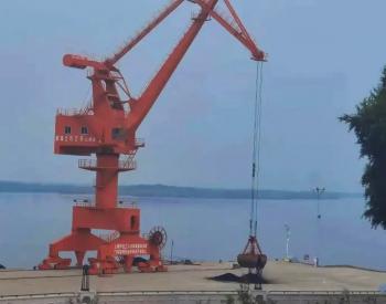 黑河港实现俄罗斯煤进口新突破