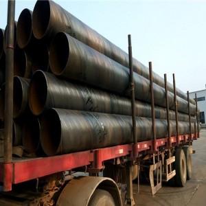 螺旋钢管生产