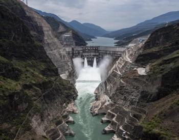又一个高峡平湖将现丨白鹤滩通过蓄水至高程800米验收
