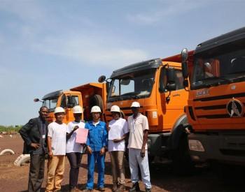 一个电站供三国|马里古伊那水电站正式下闸蓄水