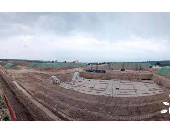 中国能建浙江火电承建山西芮城风电场EPC工程开工