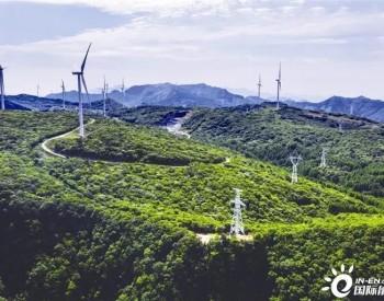 湖北五峰牛庄风电场单日发电逾百万度