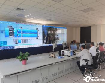 陕西省汉中市铺镇污水处理厂通水试运行 日处理污