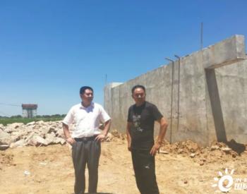 安徽省安庆市徐桥镇加快推进污水处理厂建设