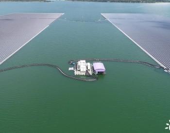 中国能建山西院总承包泰国<em>诗琳通大坝综合浮体光伏项目</em>并网