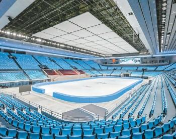 北京冬奥会所有场馆年内全部按时交付,所有场馆使用绿色能源!