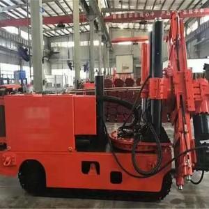 煤矿履带式全液压坑道钻机西安煤科院ZDY4000L机架总成