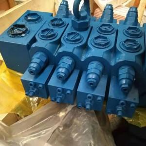 西安煤科院ZDY4000L煤矿履带式全液压坑道钻机操纵台总成