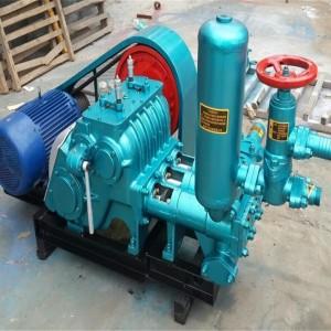 西安煤科院ZDY4000L煤矿履带式全液压坑道钻机泵站总成
