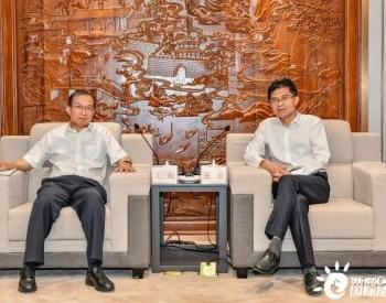 国家电投与广东揭阳市高层会晤  出席首批风机并网仪式