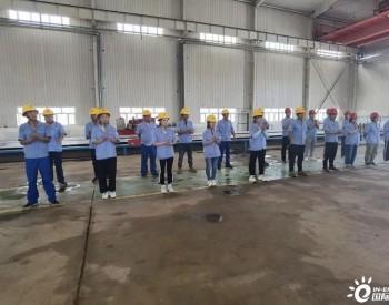 中国水电四局(吐鲁番)机械<em>装备制造</em>基地举行开工仪式