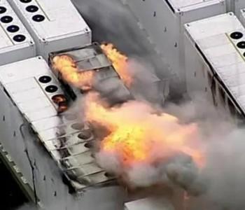突发!特斯拉澳大利亚最大储能电站着火