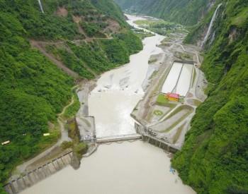 中水电十一局尼泊尔水电站项目取得工程移交证书