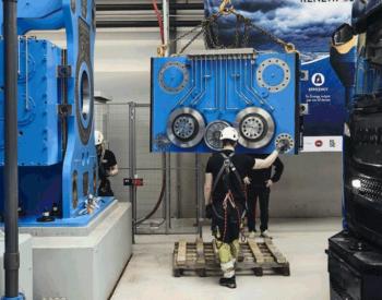 瑞典CorPower公司建成世界最大的波浪能陆上测试