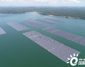 58.5MW!中国能建总承包泰国EGAT诗琳通大坝综合浮