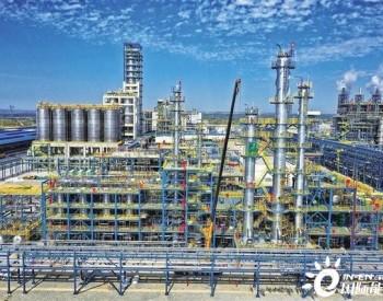 中国石油兰州石化公司长庆乙烷制乙烯项目正式投料生产