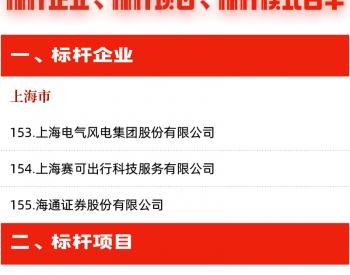上海电气两项目成为国务院<em>国资委</em>管理标杆企业标杆项目
