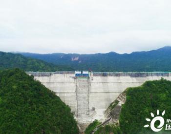 广东阳蓄电站上水库通过蓄水验收