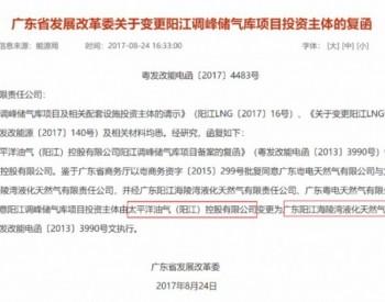 18.8亿!成达中标阳江<em>LNG调峰</em>储气库项目储气库工程设计施工总承包