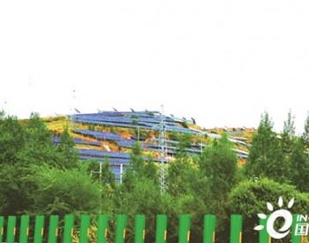 山西省方山县:依托丰富日照优势,建成16座光伏电