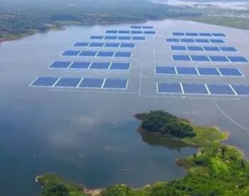 马斯达尔在印度尼西亚建造浮动太阳能发电厂
